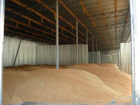Как построить склад для хранения зерна своими руками